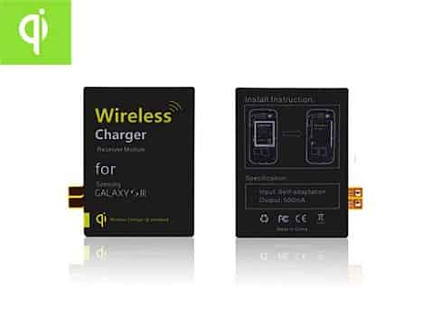 Wireless Charging For The Galaxy S3 Again