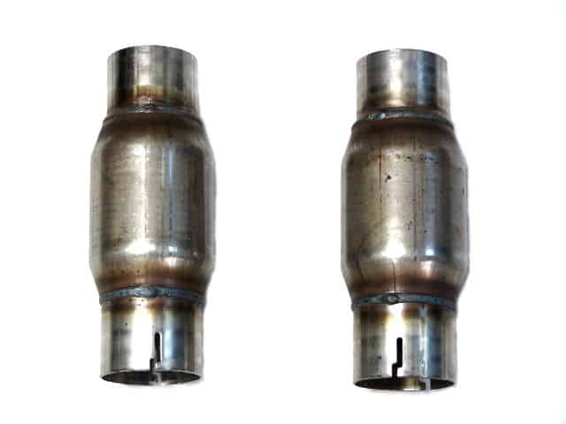 Hi-Flow Catalytic Converters