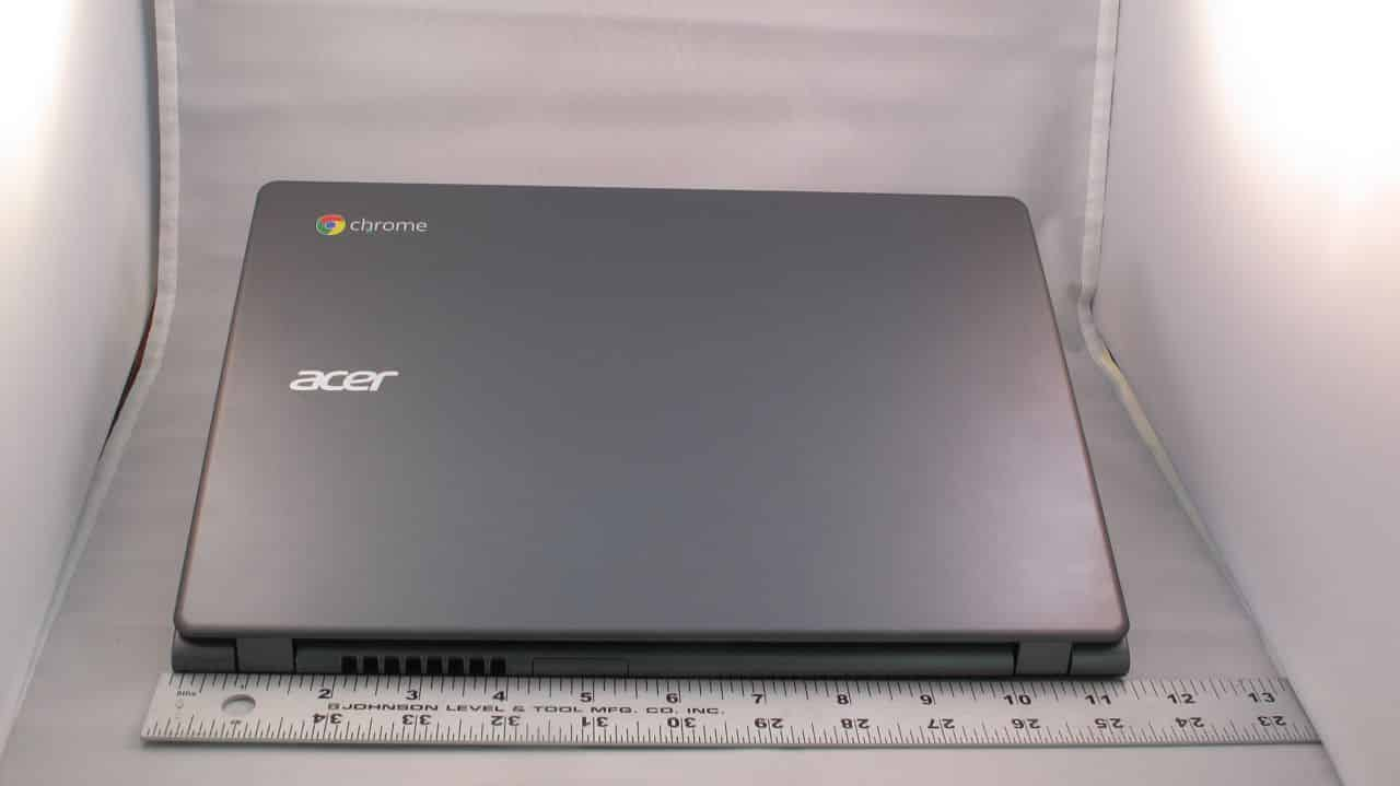 Acer Chromebook C720 in Lightbox