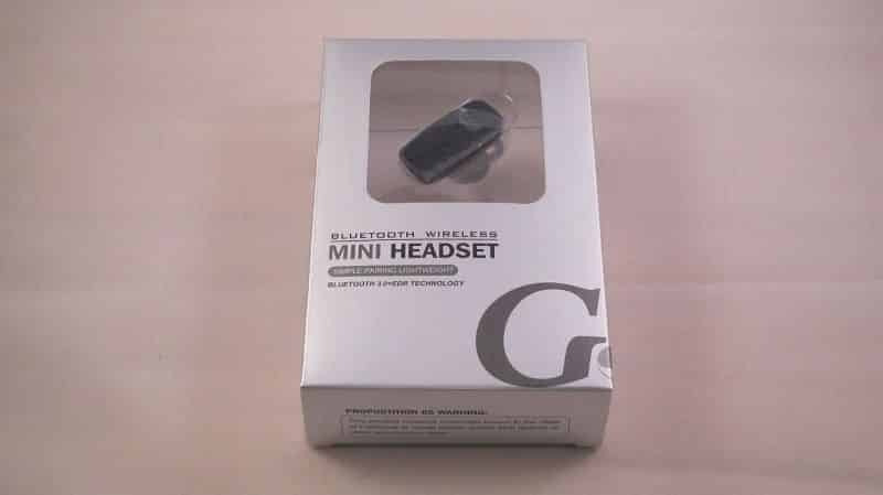 Bluetooth Headset in Package