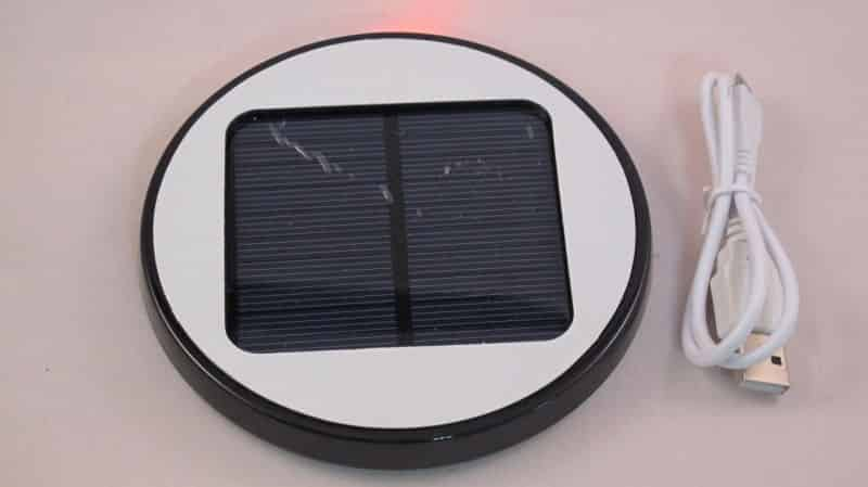 Solar Charger and Battery