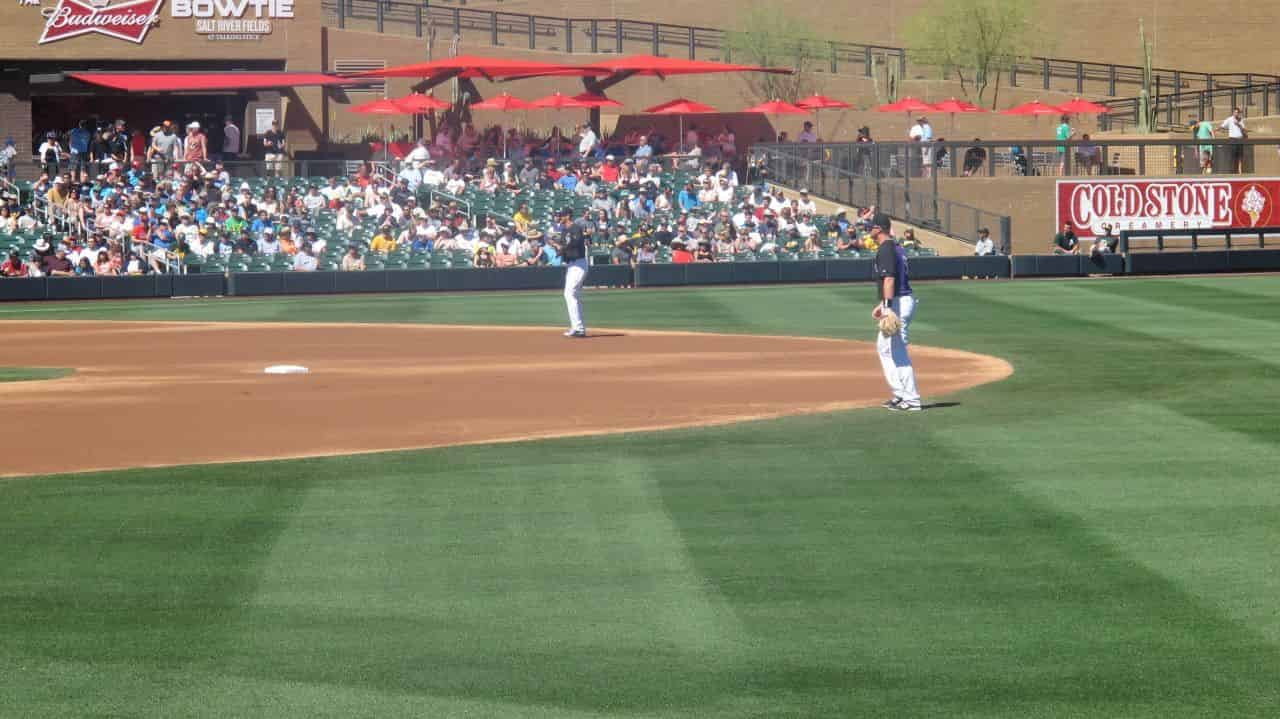 Athletics vs. Rockies #16