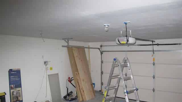 Garage Makeover Hot Sweaty And Dipped In Latex