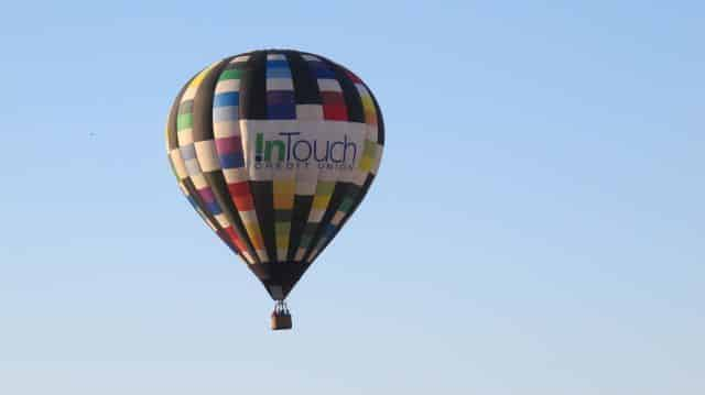 InTouch Hot Air Balloon Launches