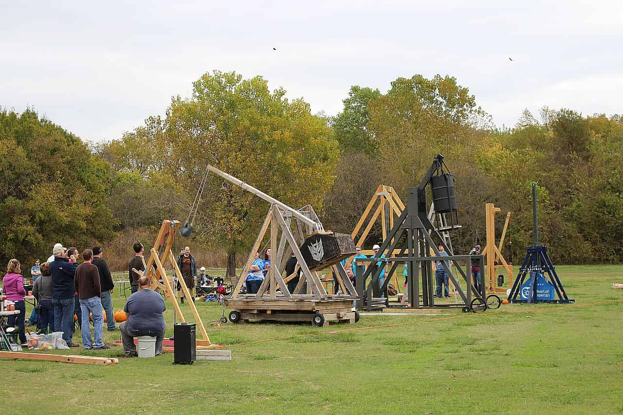 Mother Chunker by  Old School Trebuchet