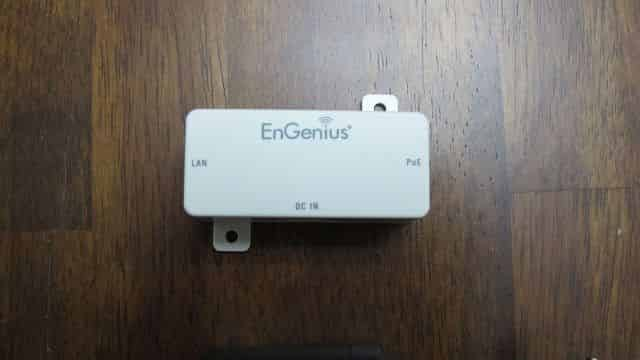 ENS202EXT 'PoE' injector