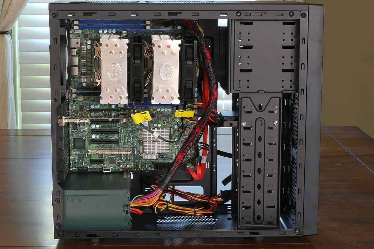 Building a Homelab Server - briancmoses com