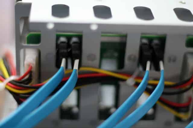 SATA Cable Installation and management #2