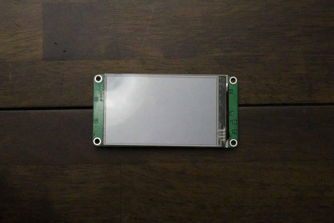 Nextion Enhanced HMI Touch Display (NX4024K032) Review - briancmoses com