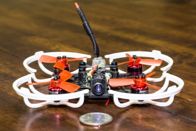 KingKong 90GT: Learning to FPV