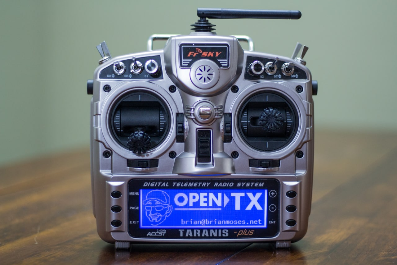 My First Quadcopter Upgrade: Taranis X9D Plus