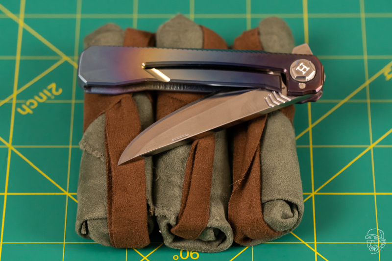 My Saros Knife on Brian's Blog