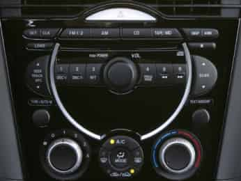 RX8 Head Unit